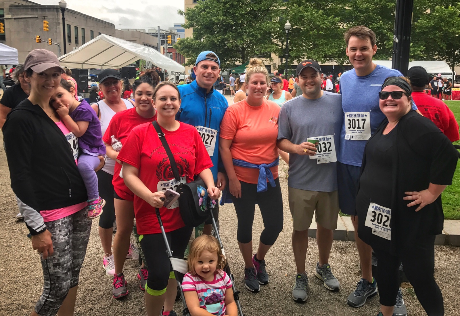 VW Brown Participates in 23rd Annual MCVET 5K/10K Runs/Walk